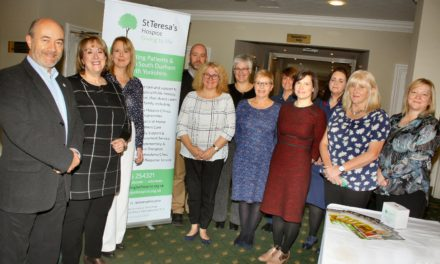 Hospice specialists share expertise in palliative care