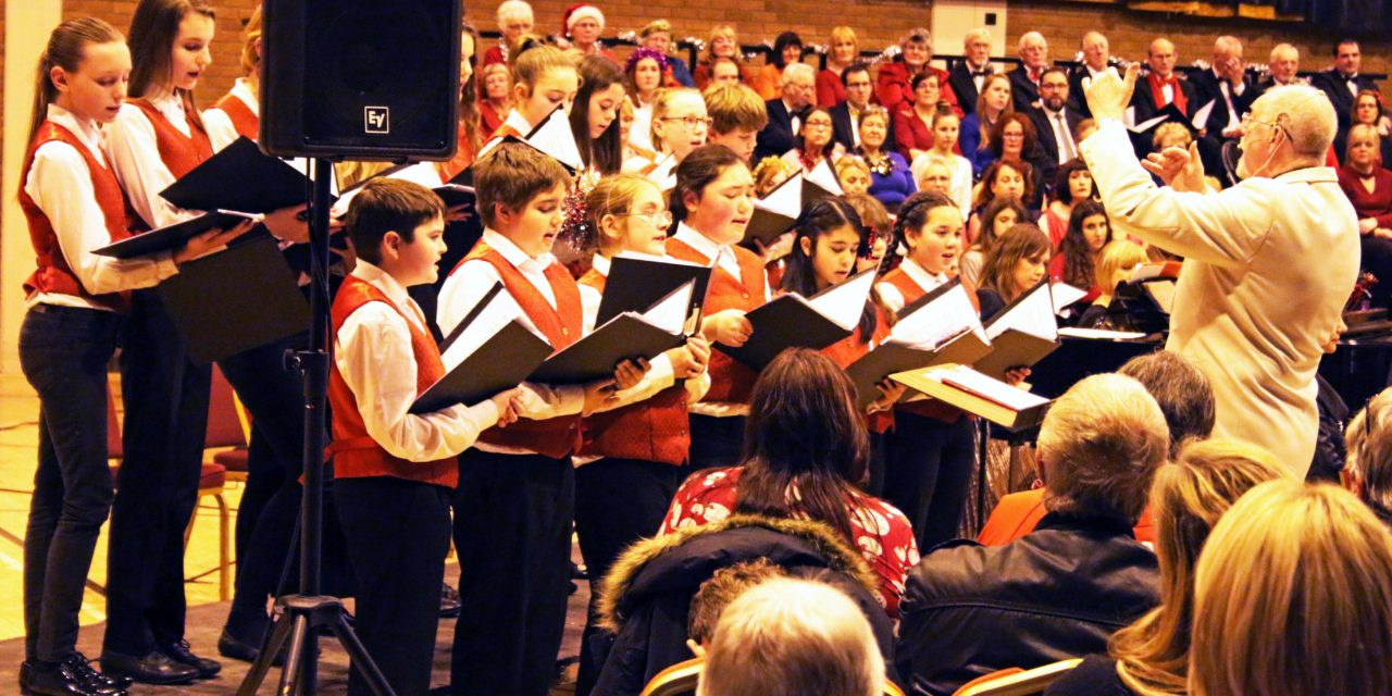 St Teresa's Hospice ready to pull a Christmas cracker of a concert