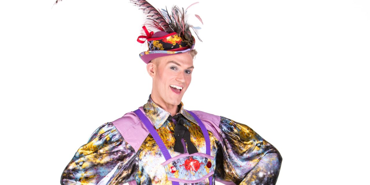 A SUPERSIZED ROLE FOR PANTO STALWART STEVEN