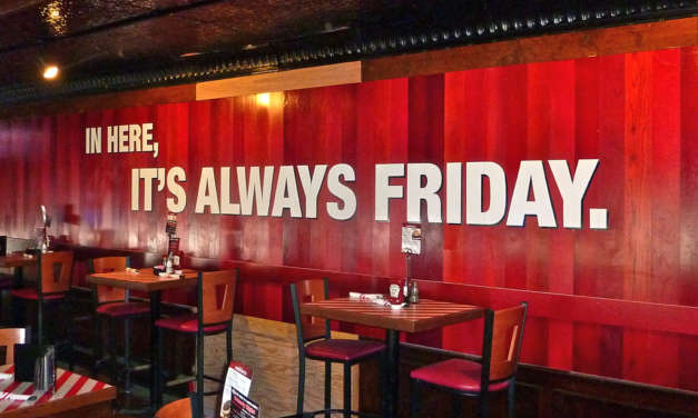 TGI Fridays joins other leading brands using innovative supplier management software
