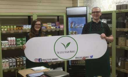 TEESSIDE'S VEGAN PIONEERS NOMINATED FOR NATIONAL AWARD
