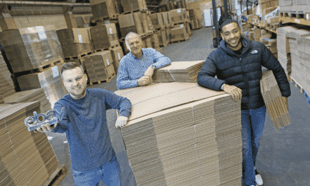 Young entrepreneurs box clever to exceed £1m turnover