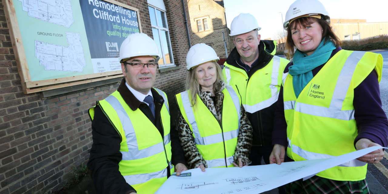 Tyne Housing delivers high quality affordable homes in Gateshead