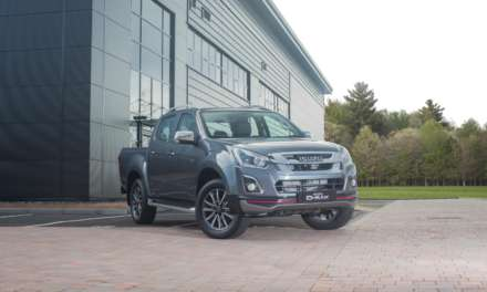 THE NEW ISUZU D-MAX UTAH V-CROSS WILL MAKE YOU V-HAPPY