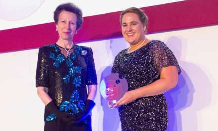 North East engineering graduate wins prestigious science and engineering award
