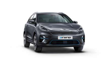 NEW HOMOLOGATED RANGE FIGURES FOR KIA e-NIRO