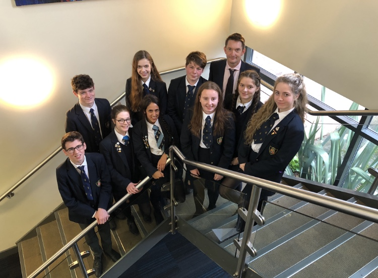 Ripon Grammar School named 'Top state school in North' for sixth year running