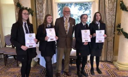 Budding young poets following in the footsteps of Wilfred Owen