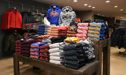 TEESSIDE SHOPPERS GET AN EARLY CHRISTMAS GIFT WITH THE ARRIVAL OF SUPERDRY