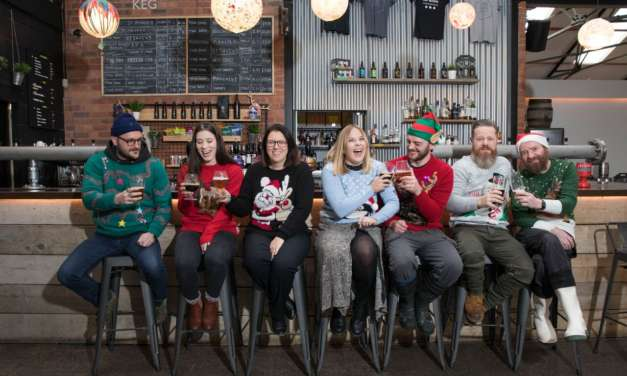 It's Christmas every day at Tyne Bank Brewery!