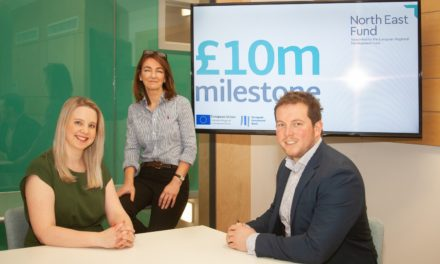 First £10m milestone reached by North East Fund for regional SMEs