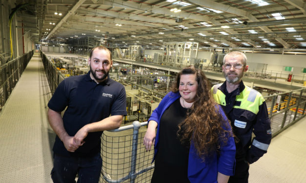 Leading North East paint manufacturer partners local college to develop bespoke apprenticeship programme