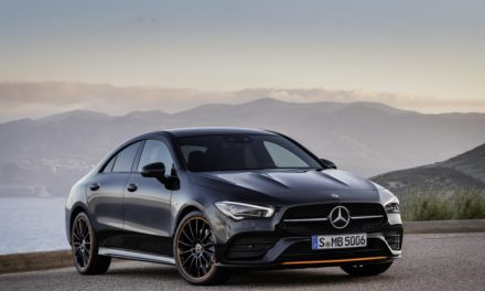 THE NEW MERCEDES-BENZ CLA COUPÉ: AUTOMOTIVE INTELLIGENCE CAN BE THIS BEAUTIFUL