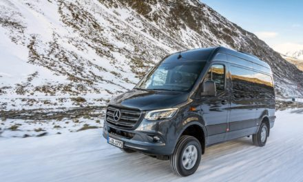 PRICING AND SPECIFICATION ANNOUNCED FOR NEW AWD SPRINTER
