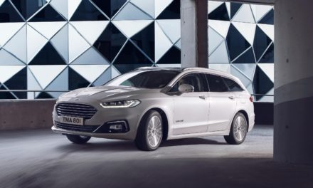 ENHANCED FORD MONDEO WITH NEW HYBRID WAGON UNVEILED