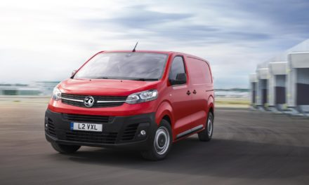VAUXHALL REVEALS ALL-NEW BRITISH-BUILT VIVARO VAN
