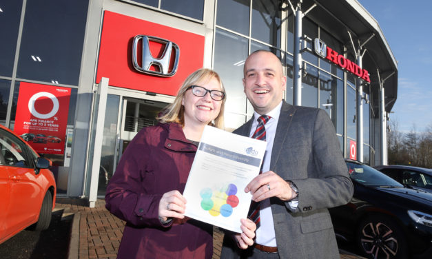 Vertu Newcastle Honda drives towards autism-friendly dealership