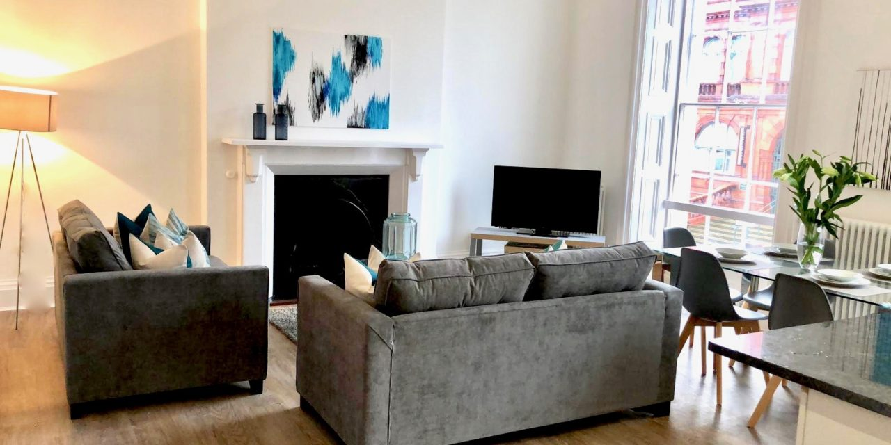 HISTORIC DURHAM BUILDING AVAILABLE FOR RESIDENTIAL STAYS…