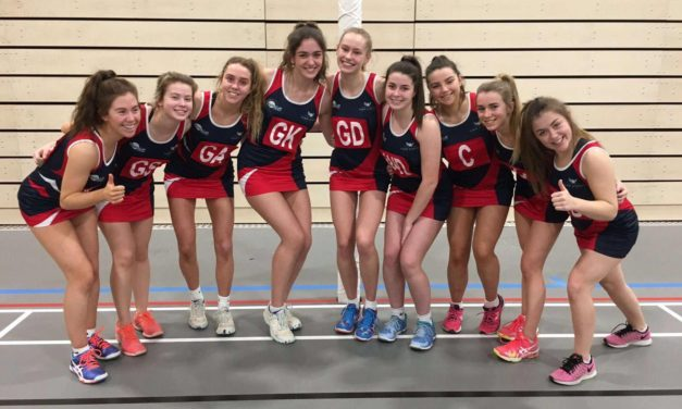 National netball success for Yarm School