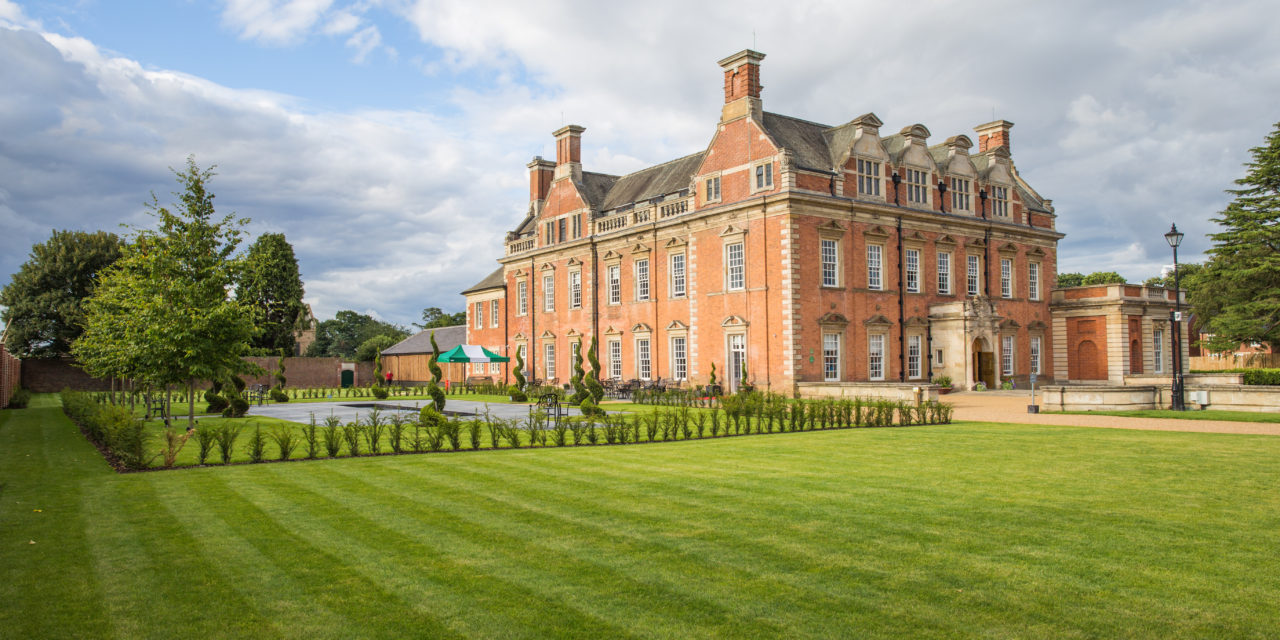 Acklam Hall scoops top prize at The English Wedding Awards