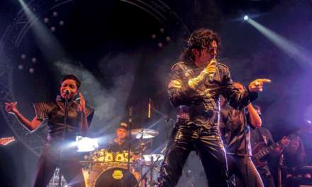 The UK's Ultimate Michael Jackson Tribute Star is Heading to Billingham