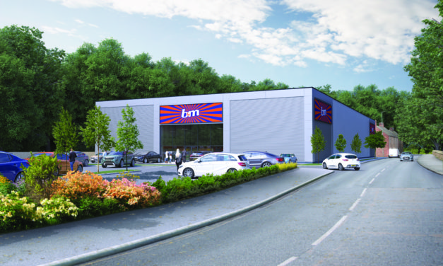 Derelict Site in Line for Multi-Million Pound Retail Makeover
