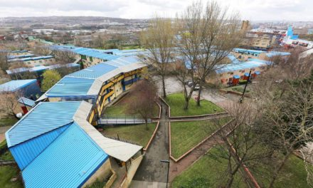 £4m Environmental Improvement Project for Byker Wall Estate