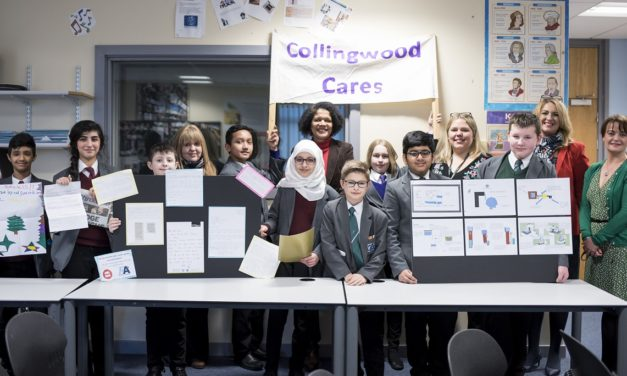Local MP sees new way of learning being piloted in North East schools