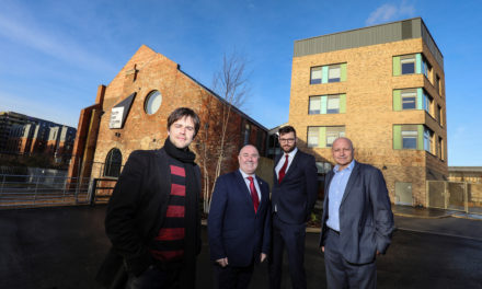 Developer Clouston Group delivers new, visionary educational campus for North East
