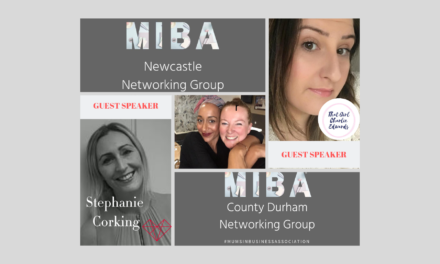 Mums In Business Association Newcastle & Durham Mega Event