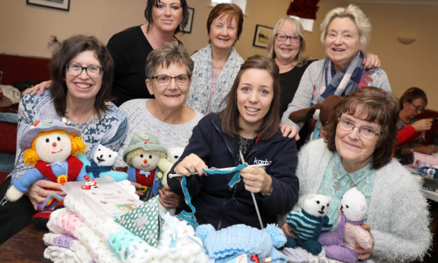 Karbon gives craft group a New Year boost