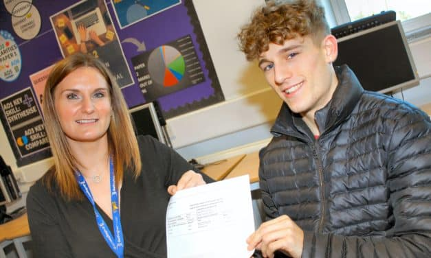 College's exam analysis helps students gain qualifications second time around