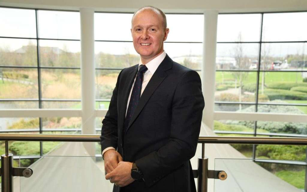 Newcastle Building Society Makes Senior Appointment