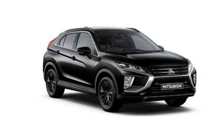 MITSUBISHI MOTORS IN THE UK LAUNCHES NEW LIMITED-EDITION 'BLACK EDITION' RANGE