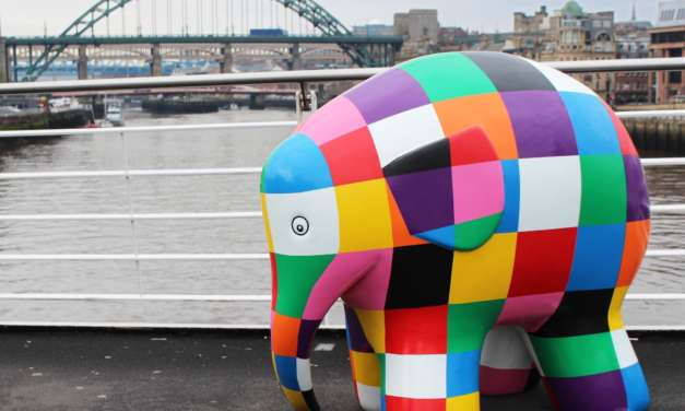 CALLING ALL CREATIVES – HELP DECORATE ELMER