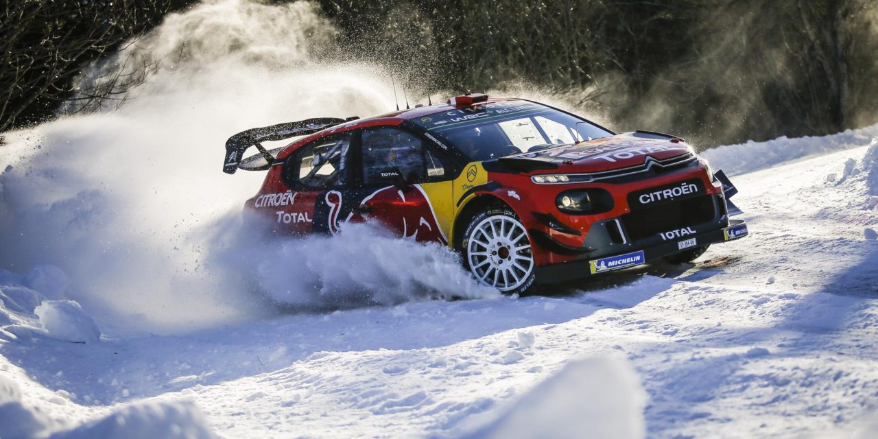 THE C3 WRC ALL SET FOR REGAL CHALLENGE
