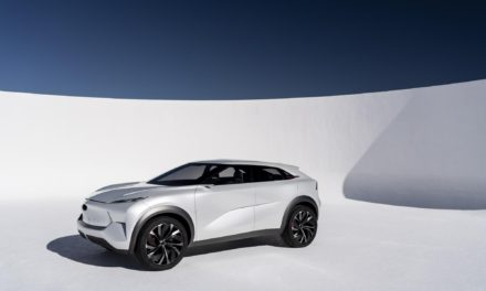 INFINITI QX INSPIRATION: AN ELECTRIC INFINITI FOR THE FUTURE