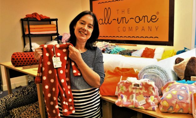 Onesies sent to Baby Bank after TV revelations