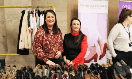 Region's caring soles praised for generosity