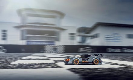 NEW McLAREN SENNA LEGO® SPEED CHAMPIONS IS BOX-FRESH AND GUARANTEED TO EXCITE