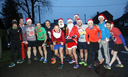 Fundraisers on the run for hospice