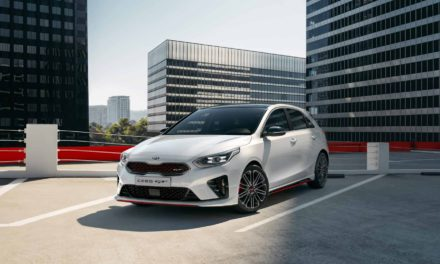 KIA TURNS UP THE HEAT WITH PRICES AND SPECIFICATIONS ANNOUNCED FOR ALL-NEW CEED 'GT' AND 'GT-LINE'