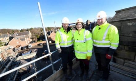 Launch Event For £3M Morpeth Property Scheme