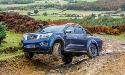 NISSAN NAVARA OFF-ROADER AT32 TOUGHS IT OUT TO WIN 'BEST OFF ROAD' CATEGORY IN 4X4 MAGAZINE PICK-UP OF THE YEAR AWARDS