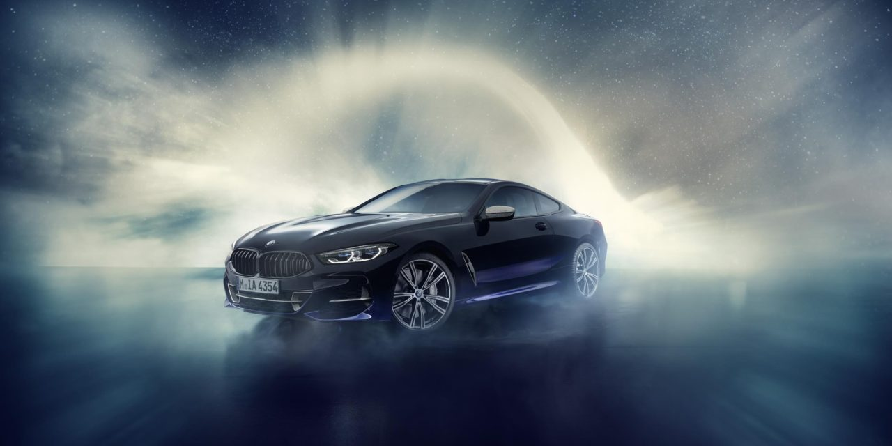 OUT OF THIS WORLD: THE BMW INDIVIDUAL M850i XDRIVE COUPE NIGHT SKY