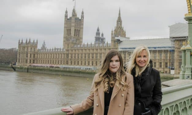 Jarrow lifestyle blogger carries careers advice fight to Westminster