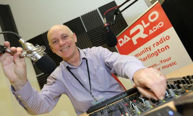 Darlington's Community Radio Station Moves into Town Centre