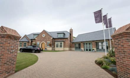 Is this one of the UK's most expensive show homes?
