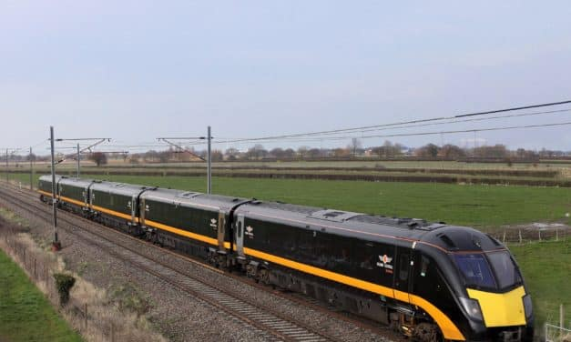 Grand Central rated long distance passenger champion in national survey