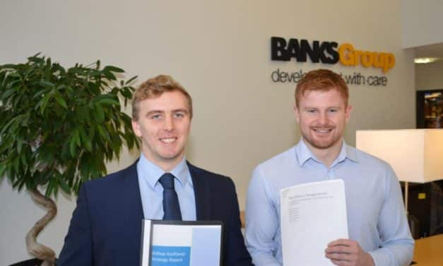 Young Planners Take RTPI North East Student Award